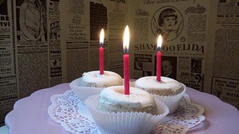 Dortletka slaví 3.narozeniny